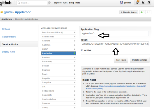 AppHarbor Details