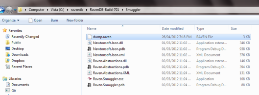 701 dump file location