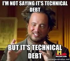 technicaldebt