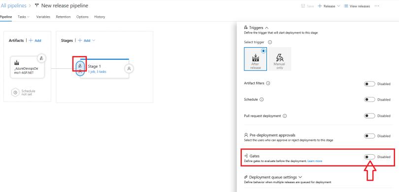 Azure Devops – Release Gates – Azure Greg