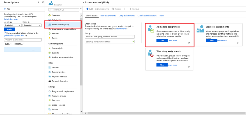 How to Use Azure Role Based Access Control – Azure Greg